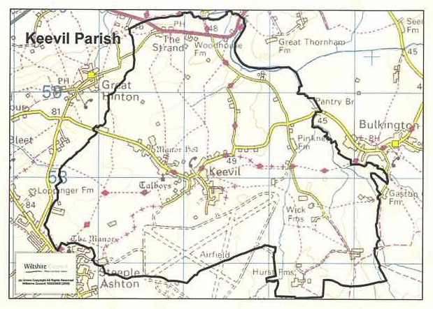 Parish Map-2