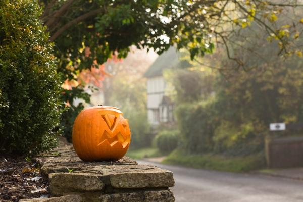 Halloween on Main Street