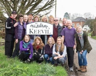 Keevil Katz team (well, most of it) photo!