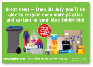 Recycling notice