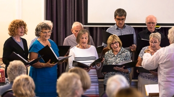 Keevil Singers July 2018-2075