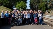 Keevil Heritage Railway Group 2018-5724