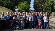 Keevil Heritage Railway Group 2018-5725
