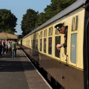 Keevil Heritage Railway Group 2018-5736
