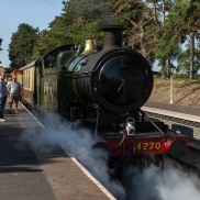 Keevil Heritage Railway Group 2018-5761