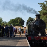 Keevil Heritage Railway Group 2018-5764