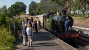 Keevil Heritage Railway Group 2018-5770