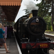 Keevil Heritage Railway Group 2018-5809