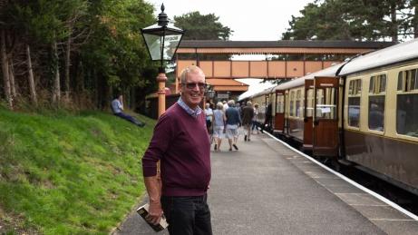 Keevil Heritage Railway Group 2018-5814