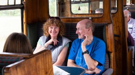 Keevil Heritage Railway Group 2018-5817
