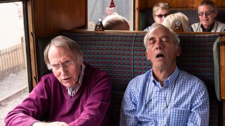 Keevil Heritage Railway Group 2018-5823