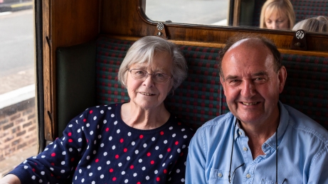 Keevil Heritage Railway Group 2018-5826