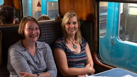 Keevil Heritage Railway Group 2018-5830