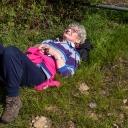 Carole takes a break :-)