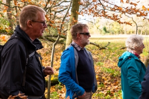 Late autumn Bromham walk November 2018