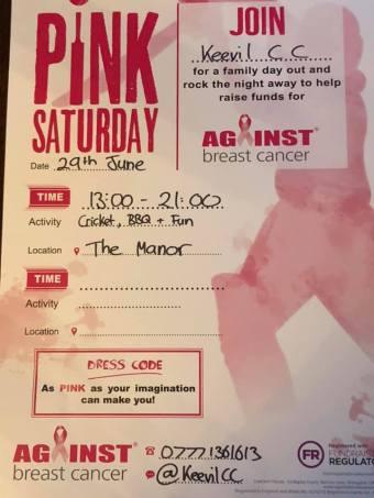 KCC Pink