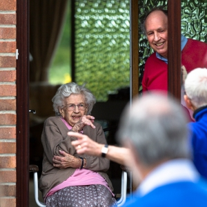 Jackie Sanderson 100th Birthday May 13 2020-2