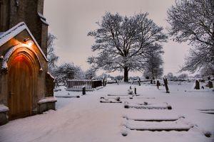 St Leonard's churchyard